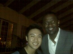 Brian Mcknight and I